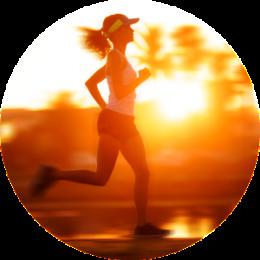 Sportul te poate sa treci peste momentele mai dificile din perioada menstruatiei