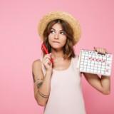 Etapele ciclului menstrual