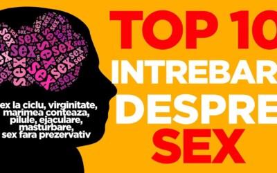 10 curiozități despre sex pe care SIGUR le-ai avut - Sex Talk