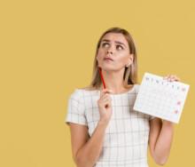 Ce înseamnă ciclu menstrual neregulat și de ce ar trebui să iei măsuri