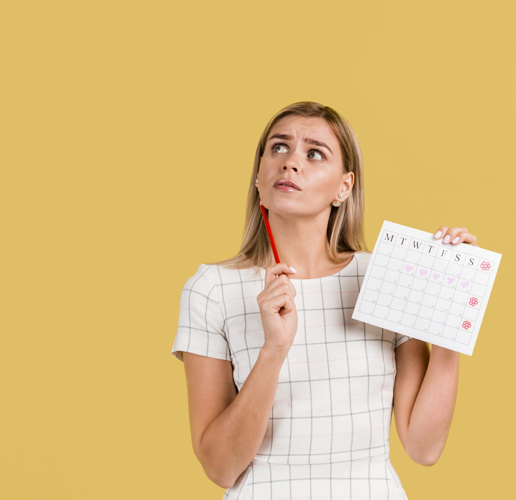 Ce este un ciclul menstrual neregulat - alegopen.ro