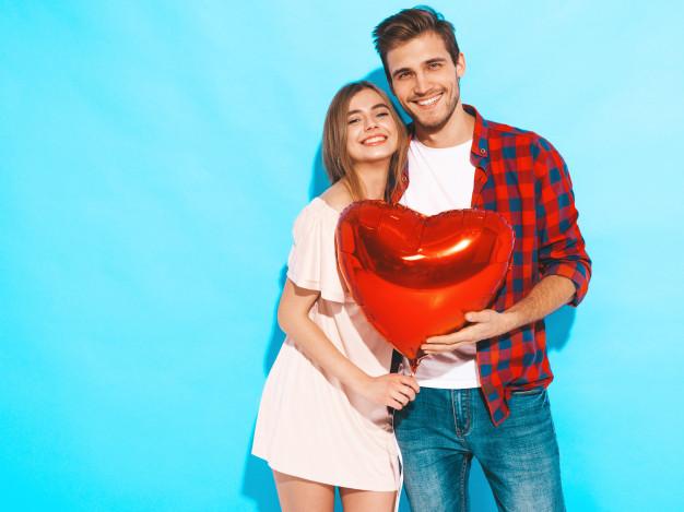 Cum sărbătorim Valentine's Day în pandemie? Cu iubire!