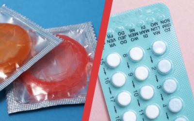 Pilule contraceptive sau prezervativ? Ce metodă contraceptivă să folosești?